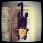 Marcapáginas a crochet