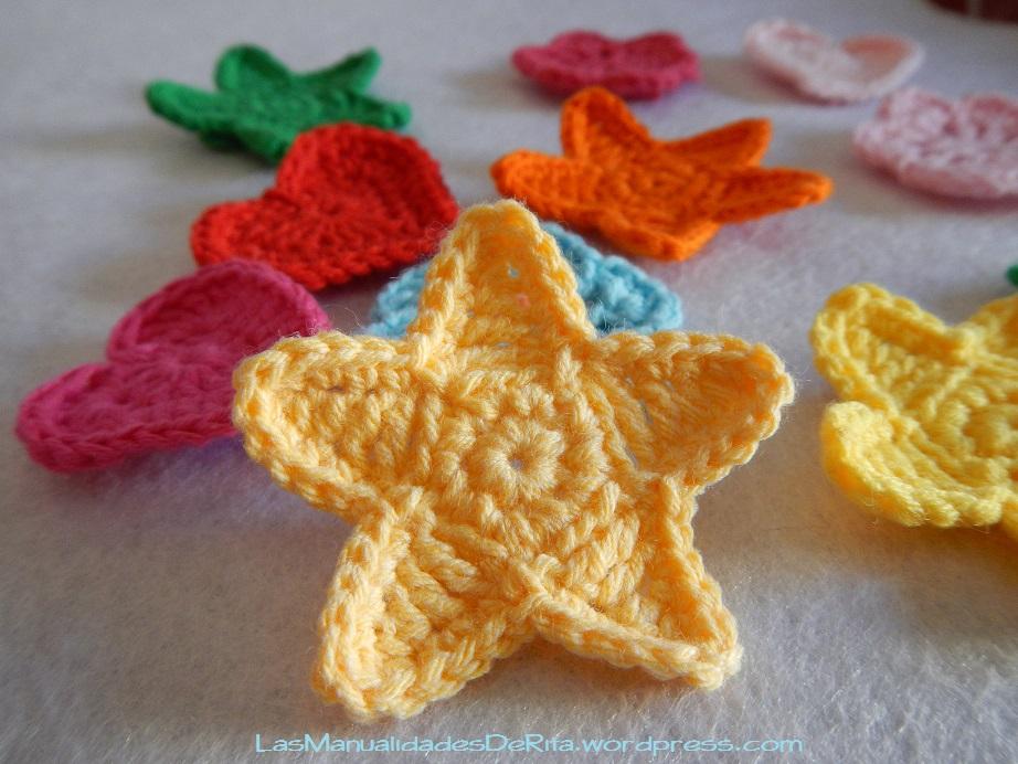 Contemporáneo Estrella De David Patrón De Crochet Motivo - Manta de ...