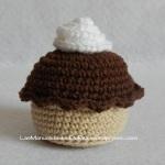 Cupcake ganchillo crochet