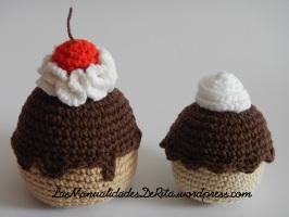 Cupcakes amigurumi (9)