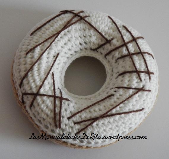 Donuts amigurumi