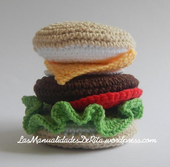Hamburguesa ganchillo burger (5)