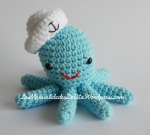 Pulpo amigurumi ganchillo crochet octopus