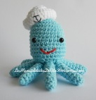 Pulpo amigurumi ganchillo crochet octopus (2)