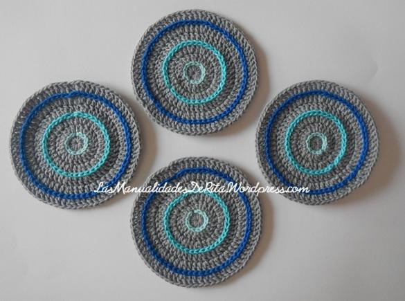 Posavasos círculos (23)