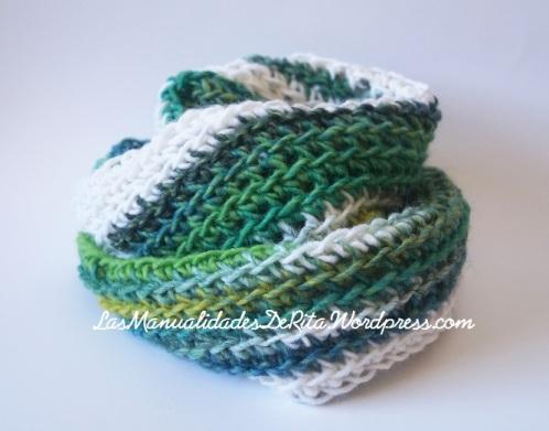 Cuellos a crochet
