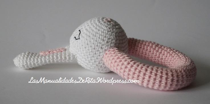 Sonajero de crochet