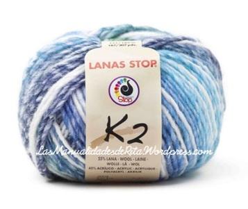ovillo lanas stop k2