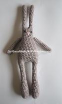 Conejo amigurumi
