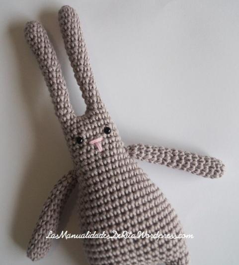 Conejito de crochet