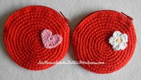 monedero crochet rojo (3)