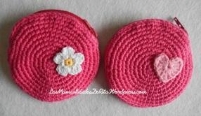 monedero ganchillo rosa (3)