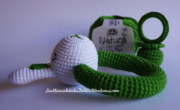 Sonajeros verde y morado (8)