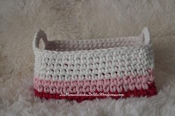Cesta rosa trapillo (1)