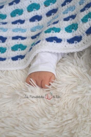 Irene - Manta corazones azul (1)