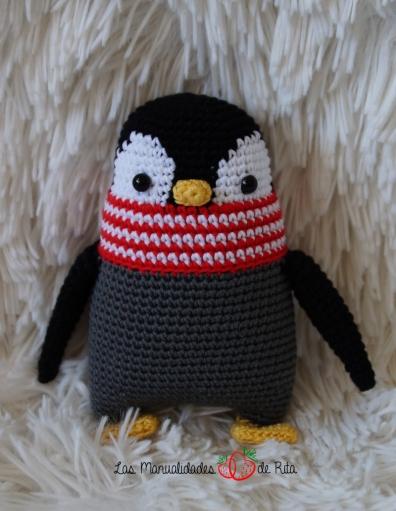 Pingüino Humboldt picapau