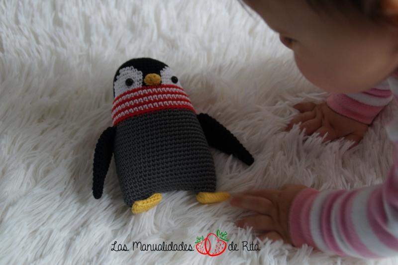 Pingüino Humboldt