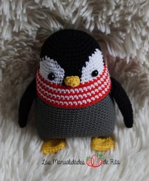Pingüino pica pau