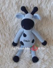 Jirafa azul Saúl (5)