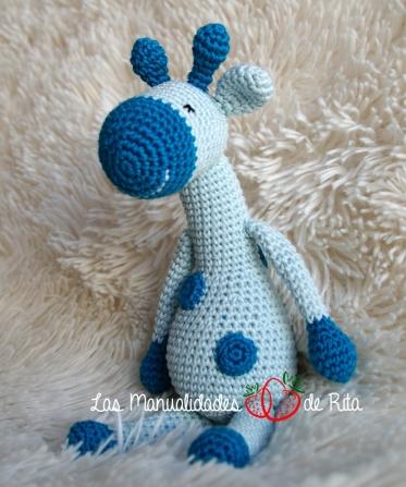 Jirafa peq. azul de luneares (3)