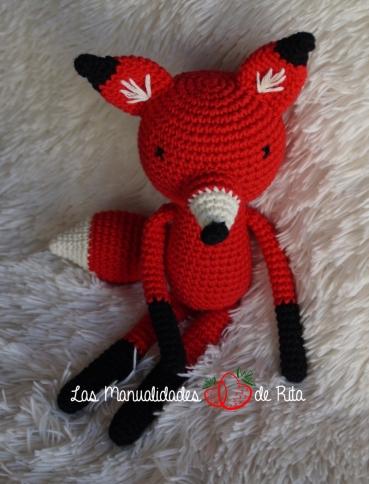 zorro-picapau-crochet